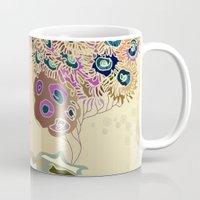 Beige Reef Mug