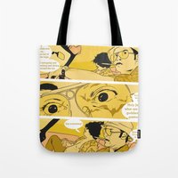 Holy Jesus, What Are The… Tote Bag