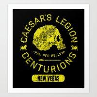 Bad Boy Club: Caesar's L… Art Print