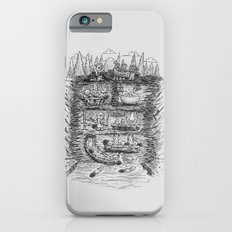 Mr Beaver's Wonder Dam iPhone 6s Slim Case