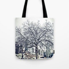The Urban Giving Tree Tote Bag