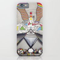 iPhone & iPod Case featuring enlightenment by Sacred Symmetry