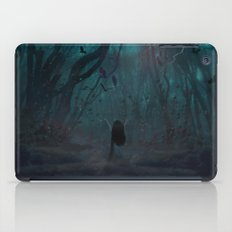 Lost In The World Of My Own iPad Case