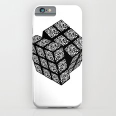 qr cube Slim Case iPhone 6s