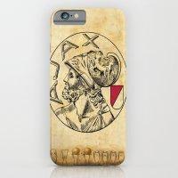 iPhone & iPod Case featuring ajax beste jeugdopleiding van de wereld by The Voetbal Factory