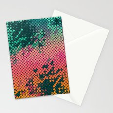 scryyn dryp Stationery Cards