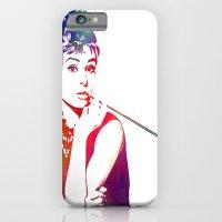 Audrey Hepburn Breakfast… iPhone 6 Slim Case
