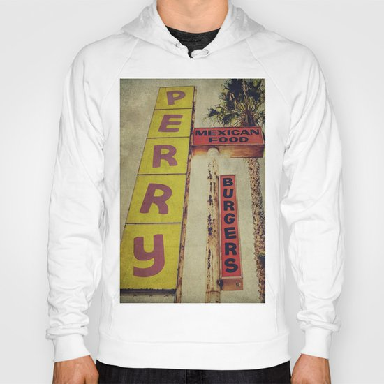 Perry's Vintage Sign Hoody