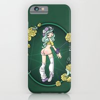 iPhone & iPod Case featuring Vernum Tempus by Minerva Mopsy