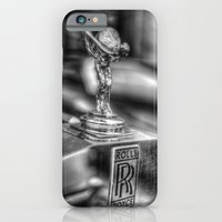 Rolls Royce Black And Wh… iPhone 6 Slim Case