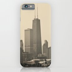 John Hancock Building Downtown Chicago Illinois Color Photo Slim Case iPhone 6s