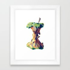 Keep Thinking Different. Framed Art Print