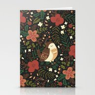 Christmas Robin Stationery Cards