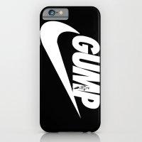 iPhone & iPod Case featuring Gump- JustDoIt by IIIIHiveIIII