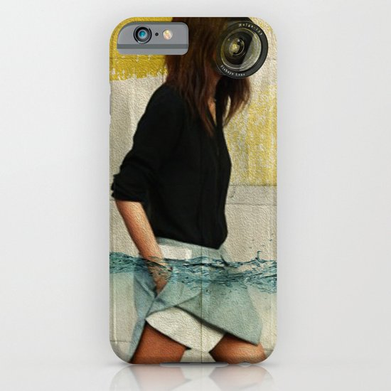 Deep Water Running iPhone & iPod Case