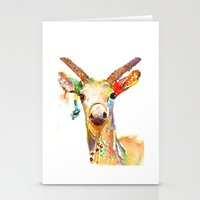 Deer (H)art Stationery Cards