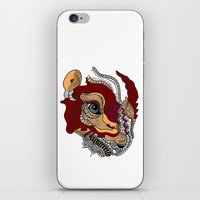 Rhino Dinosaur iPhone & iPod Skin