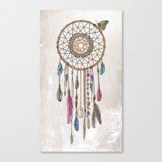 Lakota (Dream Catcher) Canvas Print