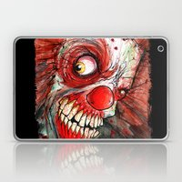 zombie clown Laptop & iPad Skin