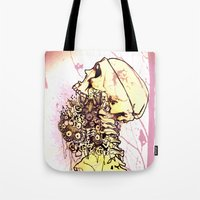Mourning Dew Tote Bag