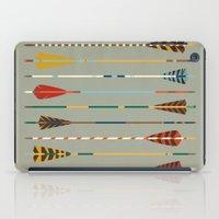 Vintage Arrows iPad Case
