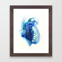 11 world Framed Art Print