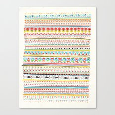 Pattern No.2 Canvas Print