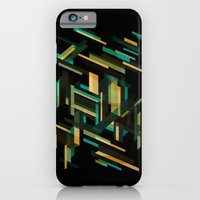 iPhone Cases featuring Modern Age by Marcelo Romero