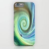 surf iPhone & iPod Cases featuring Surf by  Agostino Lo Coco