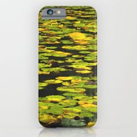 Water Lilly  iPhone 6 Slim Case