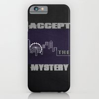 iPhone & iPod Case featuring Accept the Mystery by F. C. Brooks