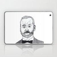 Bill Murray Portrait Laptop & iPad Skin