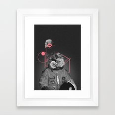 Astro Framed Art Print