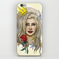 Goddess of LOVE iPhone & iPod Skin