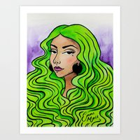Rochelle Art Print