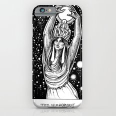 The Hierophant Tarot iPhone 6 Slim Case