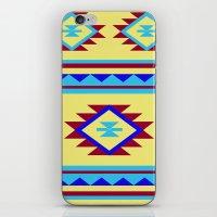 Azteca iPhone & iPod Skin