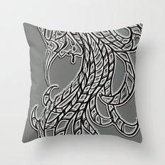 Dreamer of Flight Throw Pillow