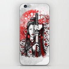 Katsumi - victorious beauty iPhone & iPod Skin