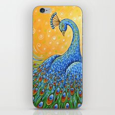 Peacock ... Showing Off iPhone & iPod Skin