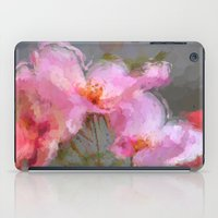 Oriental bloom iPad Case