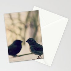 Invisible mirror Stationery Cards