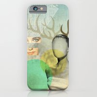 iPhone & iPod Case featuring Audreys Virtue by vin zzep