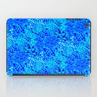 Mermaid's scales iPad Case