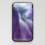 Inside The Purple Flower… iPhone & iPod Skin