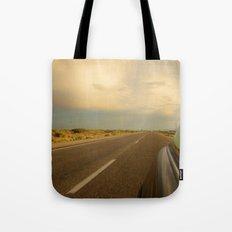 The Road Traveled Tote Bag