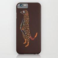 Abstract Meerkat iPhone 6 Slim Case