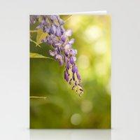 Violet In Mundet Stationery Cards