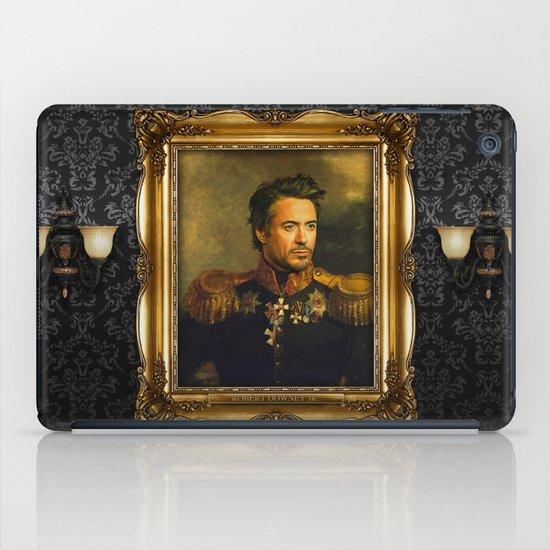 Robert Downey Jr. - replaceface iPad Case