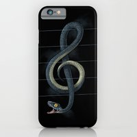 Snake Note iPhone 6 Slim Case